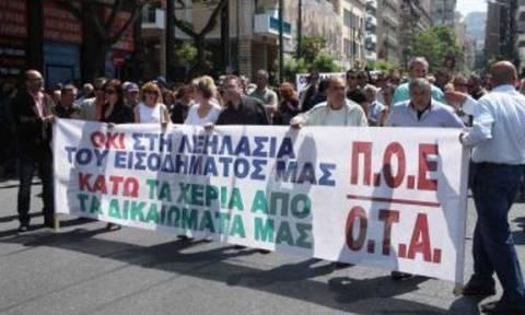 Συμμετοχή της ΠΟΕ-ΟΤΑ στην 24ωρη πανελλαδική απεργία