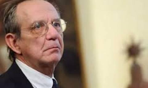 Πάντοαν: Οι επιθέσεις στο Παρίσι θα επηρεάσουν και την οικονομία της Ιταλίας