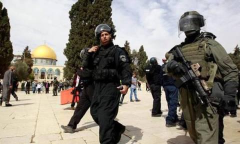 Ισραηλινοί αστυνομικοί σκότωσαν έναν 17χρονο Παλαιστίνιο σε συγκρούσεις στην Ιερουσαλήμ