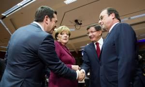 «Δερβέναγας» στην αυλή της ΕΕ η Τουρκία για το προσφυγικό