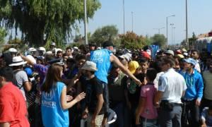 Λέσβος: Έπεσαν τα μποφόρ, ανέβηκε ο αριθμός των προσφύγων