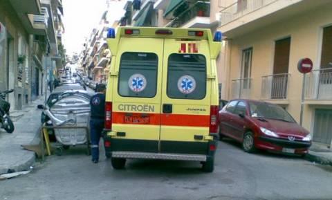 Τραγωδία στη Χαλκίδα: Έπεσε και τον πλάκωσε η σκεπή