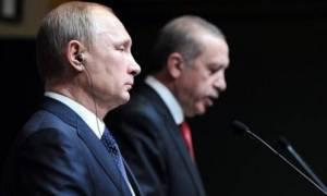 «Πόρτα» Πούτιν στον Ερντογάν: Αρνείται να τον συναντήσει στο Παρίσι