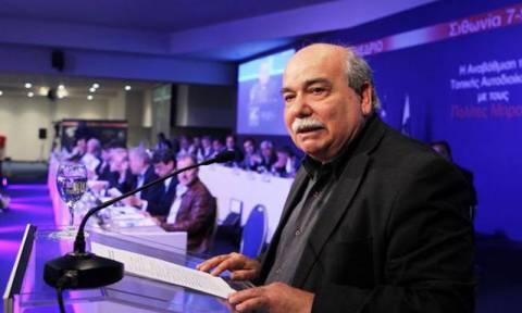 Βούτσης: Καμία εμπλοκή της Ελλάδας σε πολεμικές επιχειρήσεις