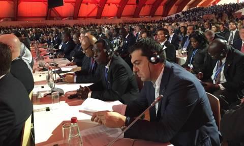 Τσίπρας – Ερντογάν: Θετικά τα αποτελέσματα της Συνόδου ΕΕ-Τουρκίας