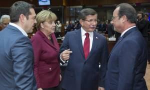 Σύνοδος Κορυφής ΕΕ-Τουρκίας: «Ο πρωθυπουργός υπέγραψε επικίνδυνες αποφάσεις»