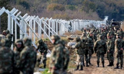 Οι Σκοπιανοί θέλουν να φτιάξουν φράχτη 40 χιλιομέτρων στα σύνορα με την Ελλάδα