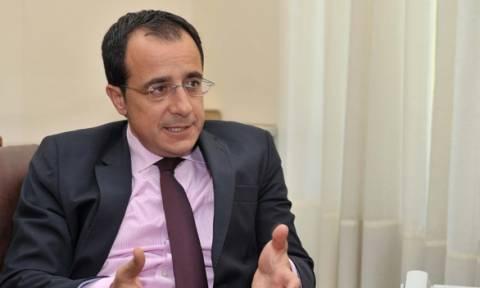 Χριστοδουλίδης: Καμία αναφορά σε τουρκικά κεφάλαια στο Κυπριακό