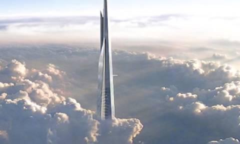 Αυτός είναι ο ψηλότερος ουρανοξύστης του κόσμου - Ξεπερνά κάθε φαντασία!