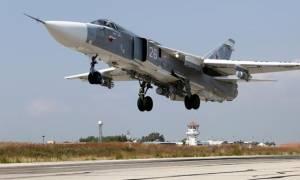 Κατάρριψη ρωσικού μαχητικού: Στη Μόσχα η σορός του πιλότου (video)