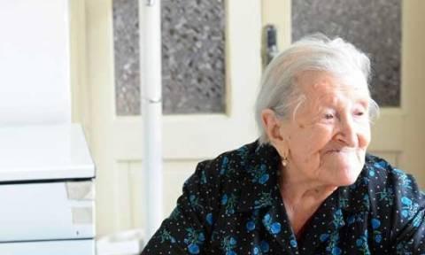 Η γηραιότερη γυναίκα της Ευρώπης είναι 116 ετών και αυτό είναι το μυστικό της! (video)