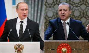Ρωσία - Τουρκία: Απόλυτη κυριαρχία Πούτιν στη Συρία - Σε δύσκολη θέση ο Ερντογάν