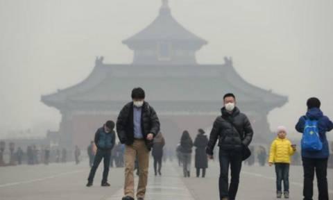 Πορτοκαλί συναγερμός στο Πεκίνο! (photos)