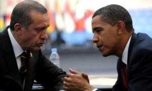 Ομπάμα: Υποστηρίζω το δικαίωμα της Τουρκίας να υπερασπιστεί τον εαυτό της