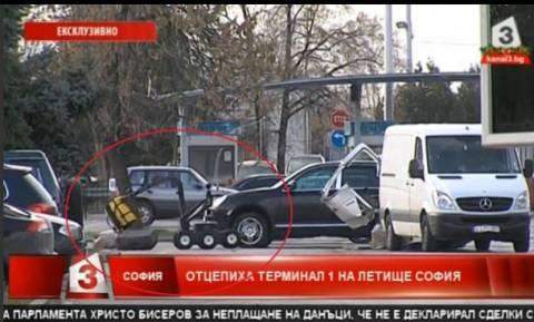 Λήξη συναγερμού στο αεροδρόμιο της Σόφιας για εκρηκτικό μηχανισμό