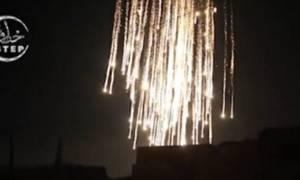 Συρία: Καταγγελίες για χρήση χημικών όπλων από τους Ρώσους (photos&video)