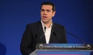 Τσίπρας:  Το 2016 θα εφαρμόσουμε νέο αναπτυξιακό σχέδιο