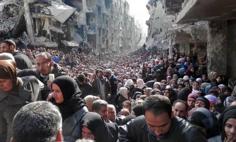 Ελάχιστοι Σύροι πρόσφυγες θα εγκατέλειπαν τη χώρα τους για τη Βόρεια Αμερική