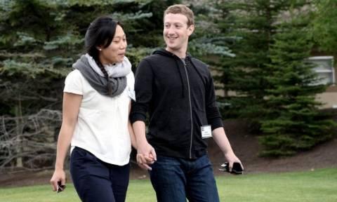 Το 99% των μετοχών τους δωρίζουν σε ίδρυμα ο Μαρκ Ζάκερμπεργκ και η σύζυγός του
