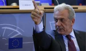 Προειδοποιήσεις Αβραμόπουλου για Σένγκεν