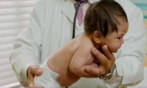 Έτσι θα κάνετε το μωρό σας να σταματήσει το κλάμα σε δευτερόλεπτα! (video)