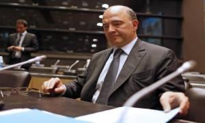 Μοσκοβισί σε Παπαδημούλη: Στις αρχές του 2016 η συζήτηση για το χρέος