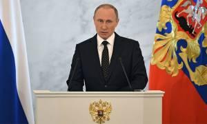 Πούτιν: Οι Τούρκοι θα μετανιώσουν για την κατάρριψη του βομβαρδιστικού μας