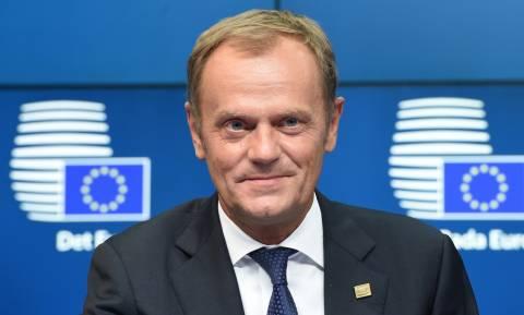 Τουσκ: Να τηρήσουμε «Δουβλίνο» και «Σένγκεν»