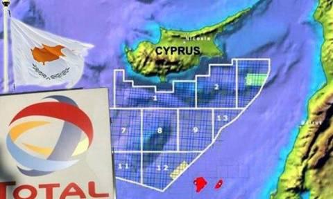 Κύπρος: Ανανεώθηκε για άλλα δύο χρόνια η άδεια της Total στο τεμάχιο «11»