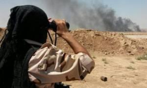 Συγκλονιστικό: Πώς Κούρδοι μαχητές ανατινάζουν φορτηγό των ISIS (video)
