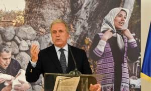 Αβραμόπουλος: Το τέλος της Σένγκεν θα είναι η αρχή του τέλους της Ευρώπης