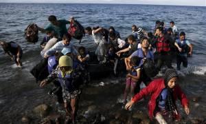 Λέσβος: Στις 2.000 - 2.500 σταθεροποιούνται οι ημερήσιες αφίξεις μεταναστών