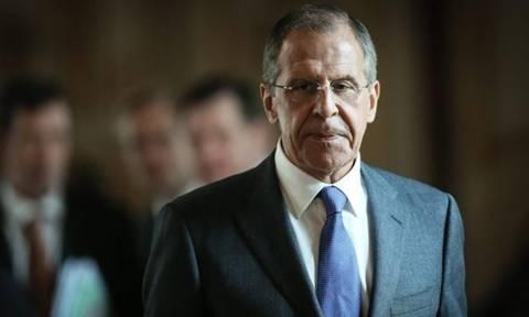 Η πρώτη συνάντηση Λαβρόφ - Τσαβούσογλου μετά την κατάρριψη του ρωσικού μαχητικού