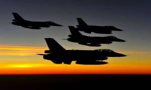 Μπαράζ παραβιάσεων τουρκικών μαχητικών πάνω από το Αιγαίο