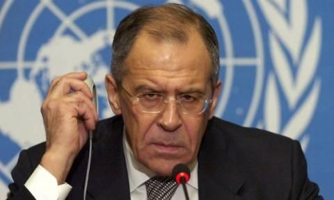 Λαβρόφ: Δεν ακούσαμε τίποτα καινούργιο από τους Τούρκους