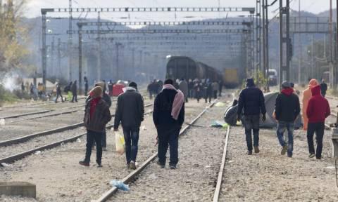 Εξαρθρώθηκε μεγάλο κύκλωμα προώθησης παράτυπων μεταναστών στην Ευρώπη μέσω Σκοπίων