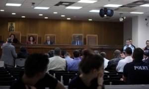 Δίκη Χρυσής Αυγής: Καταγγελία για πρωτοφανές επεισόδιο στο δικαστήριο