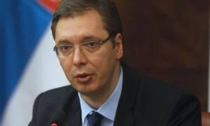 Βούτσιτς: Η Σερβία δεν κάρφωσε... το μαχαίρι στην πλάτη στη Ρωσία