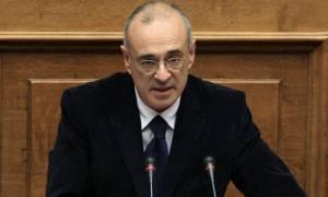 Μάρδας: To 2014 είχαμε έλλειμμα  450 εκατ. ευρώ