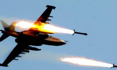 Συρία: Ανελέητο σφυροκόπημα της Ρωσικής Πολεμικής Αεροπορίας στους τζιχαντιστές