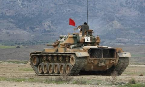 Τουρκικά στρατεύματα αναπτύχθηκαν στη Μοσούλη