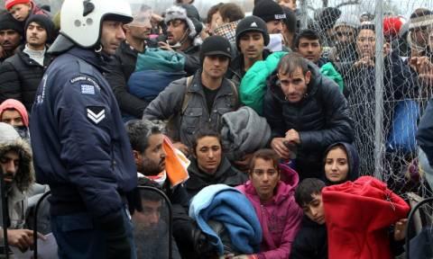 Ήρεμη η ημέρα στην Ειδομένη - 3.500 πρόσφυγες πέρασαν στα Σκόπια