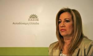 Φώφη Γεννηματά: Ο κύκλος κυβερνητικών συνεργασιών με τη Δεξιά έκλεισε