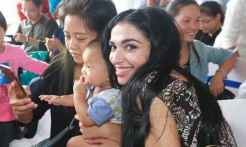 Απέβαλαν την Μις Ελλάς από το Miss Universe στην Κίνα!