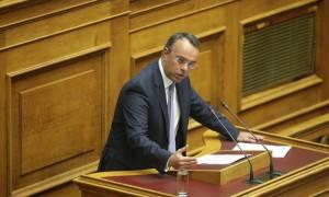 Προϋπολογισμός 2016 - Σταϊκούρας: Το 2016 θα είναι χειρότερο από το 2015 (vid)