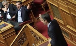 Προϋπολογισμός 2017: Εγκρίθηκε με 152 «Ναι» σε μέτρα και «Όχι» σε εκλογές