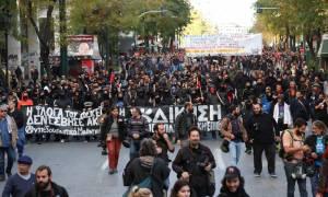 Συγκεντρώσεις για την επέτειο της δολοφονίας του Αλέξη Γρηγορόπουλου