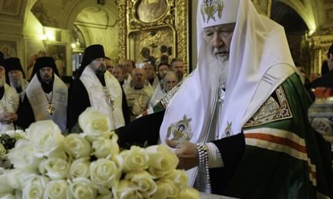 Πατριάρχης Μόσχας: Ο Αλέξιος Β΄ έφερε την αναβίωση της Ορθοδοξίας στη Ρωσία