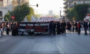 Γρηγορόπουλος: Σε εξέλιξη η πορεία μνήμης για τον Αλέξη στη Θεσσαλονίκη