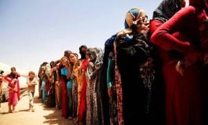 Φρίκη: Τζιχαντιστές έκαναν ομαδικούς βιασμούς γυναικών και τους έπαιρναν το αίμα